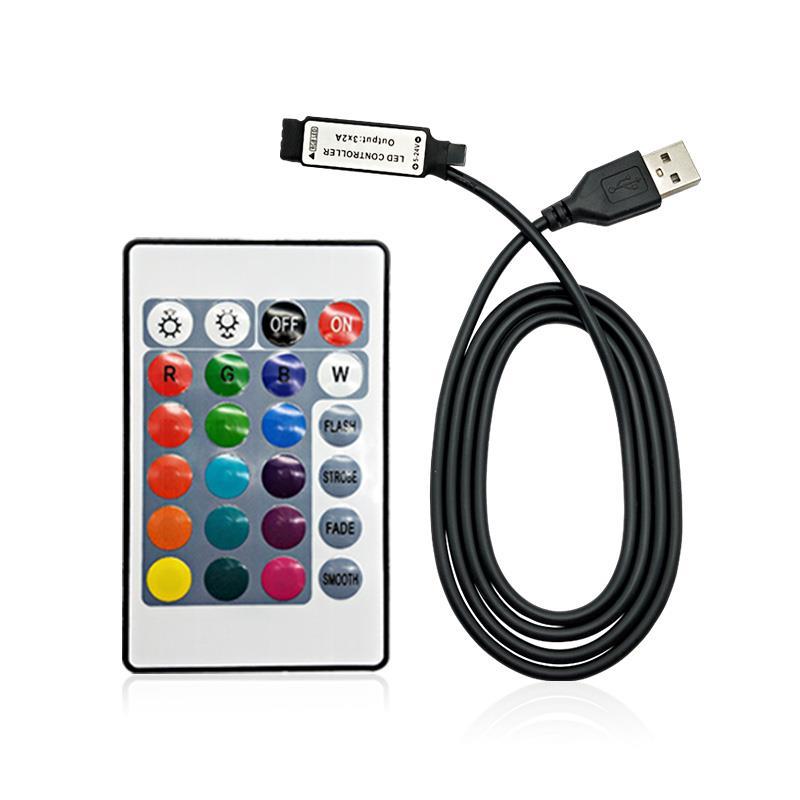 光通低压RGBW控制器