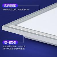 輝仕鋁材面框led平板燈