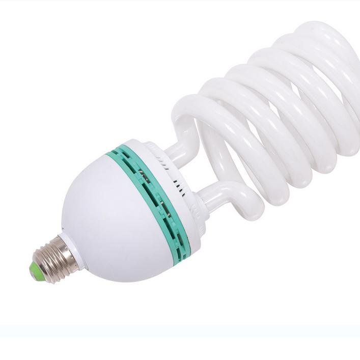 简约白色半螺LED球泡