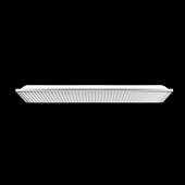 铝框36W吊杆防眩护眼LED教室灯