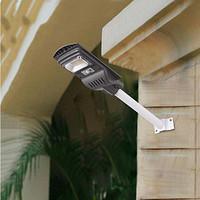 一燈光控加感應太陽能一體化路燈