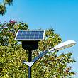 60led太陽能燈的安裝方式很難嗎