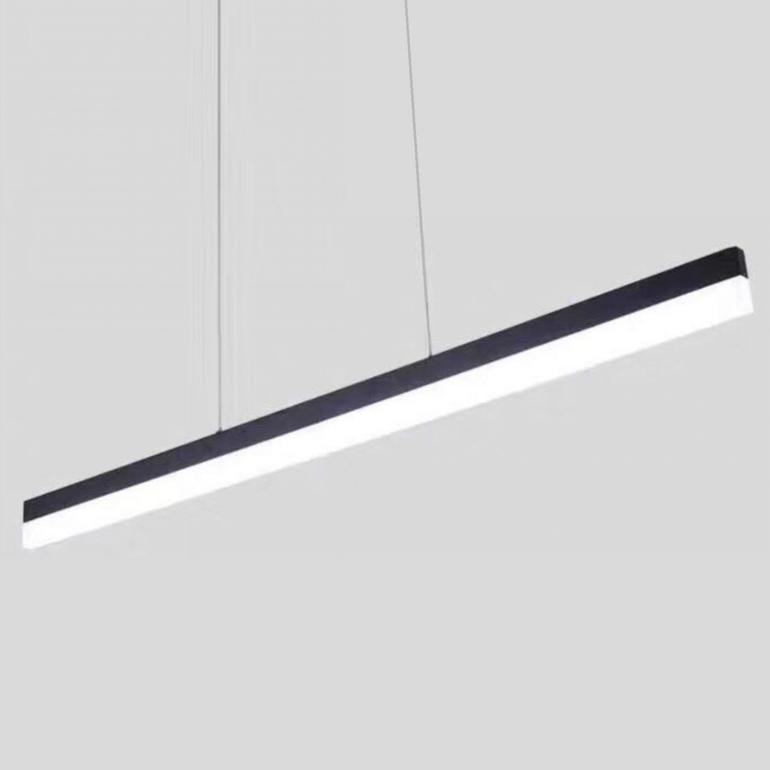 线条灯led长条灯商用办公照明吊线灯