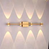 现代简约玄关走廊过道上下发光LED壁灯