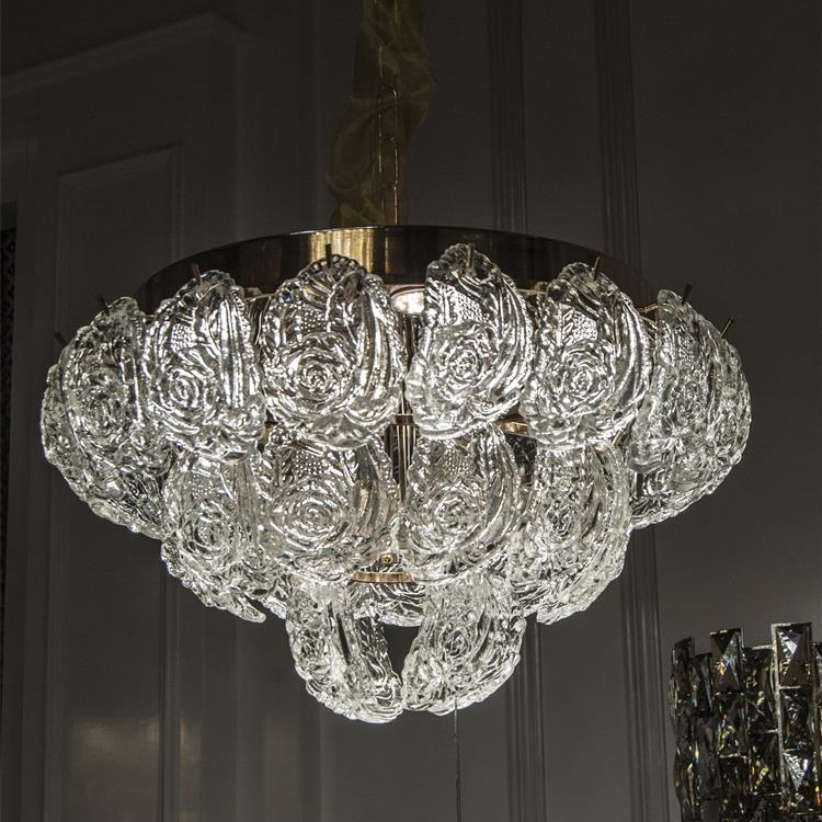 别墅水晶奢华吊灯