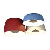 北欧简约室内高亮铝材LED吸顶灯