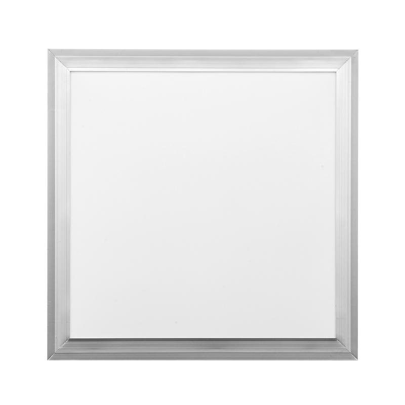 LED室内铁底盘铝面框24w平板灯