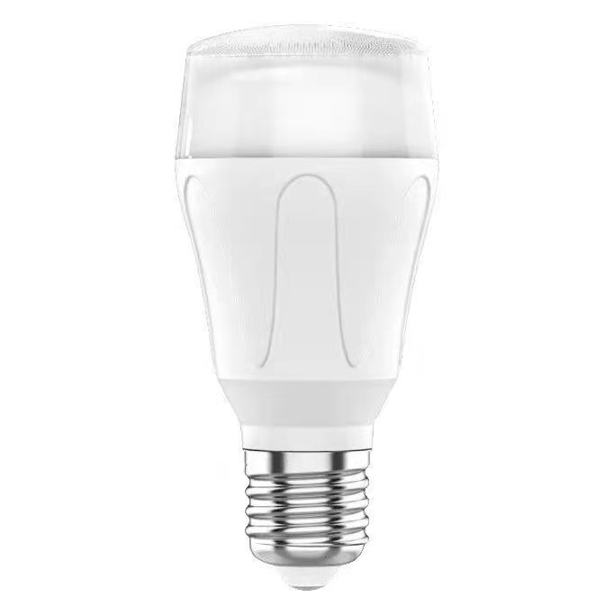 LED简约家用照明电螺口防水灯泡