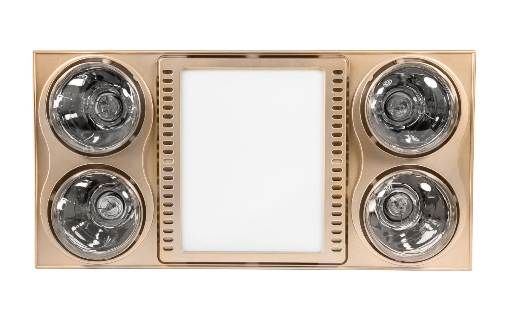 LED室内嵌入式多功能智能浴霸灯