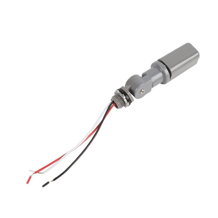 UL认证120-277V可寻向防水型路灯光控开关热式光控器  LED路灯自动光控器延时
